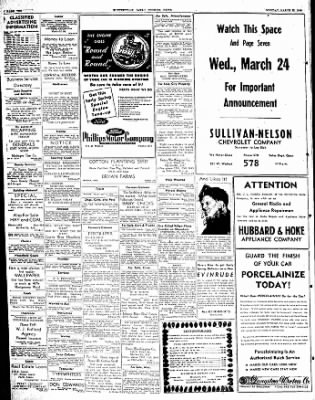 The Courier News from Blytheville, Arkansas on March 22, 1948 · Page 6