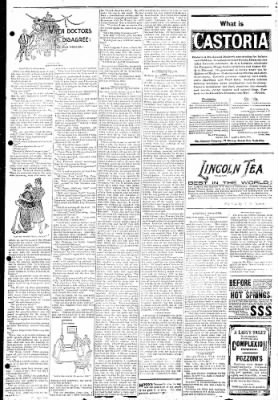 Logansport Pharos-Tribune from Logansport, Indiana on February 3, 1895 · Page 7