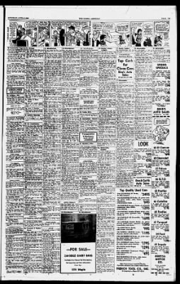 the odessa american from odessa texas on april 6 1968 19 odessa american newspapers com