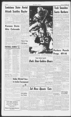 the odessa american from odessa texas on october 4 1970 18