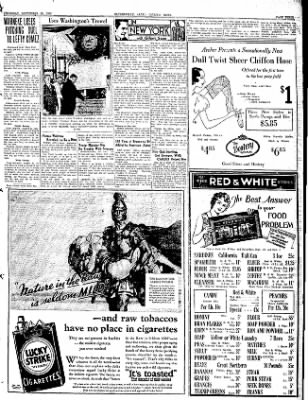 The Courier News from Blytheville, Arkansas on September 29, 1932 · Page 3