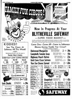 The Courier News from Blytheville, Arkansas on September 14, 1954 · Page 9