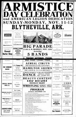 The Courier News from Blytheville, Arkansas on November 7, 1934 · Page 4