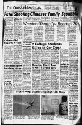 The Odessa American from Odessa, Texas on September 30, 1974 · 7