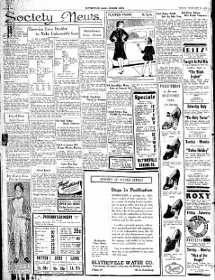 The Courier News from Blytheville, Arkansas on February 5, 1937 · Page 2