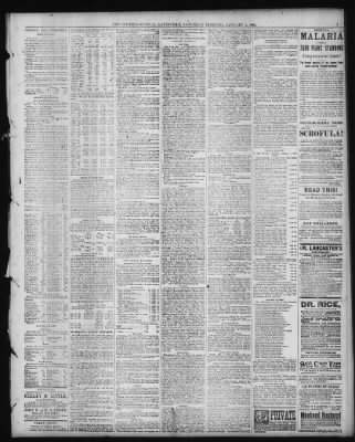 The courier journal from louisville kentucky on january 3 1885 the courier journal from louisville kentucky on january 3 1885 page 7 fandeluxe Choice Image