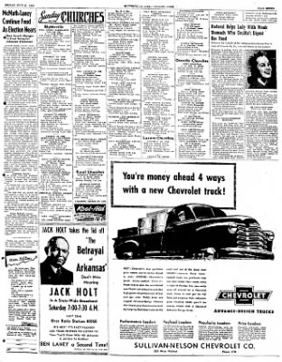 The Courier News from Blytheville, Arkansas on July 21, 1950 · Page 7