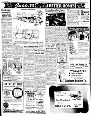 The Courier News from Blytheville, Arkansas on March 23, 1948 · Page 8