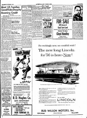 The Courier News from Blytheville, Arkansas on October 5, 1955 · Page 11