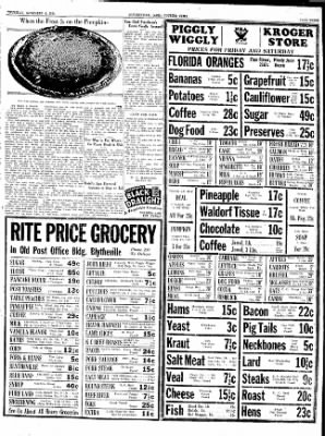 The Courier News from Blytheville, Arkansas on November 8, 1934 · Page 3