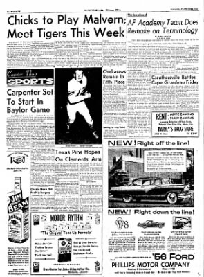The Courier News from Blytheville, Arkansas on October 5, 1955 · Page 12