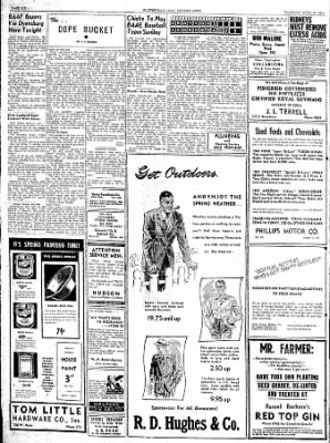 The Courier News from Blytheville, Arkansas on April 13, 1944 · Page 6