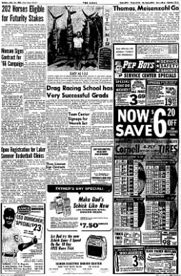 Valley News from Van Nuys, California on June 12, 1966 · Page 5