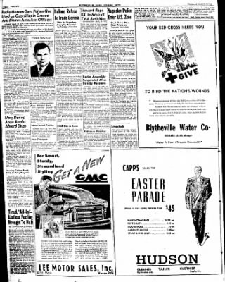 The Courier News from Blytheville, Arkansas on March 23, 1948 · Page 12