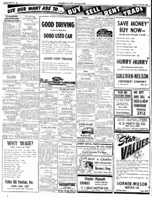 The Courier News from Blytheville, Arkansas on July 21, 1950 · Page 12