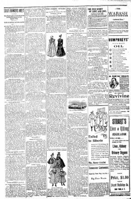Logansport Pharos-Tribune from Logansport, Indiana on October 21, 1897 · Page 18