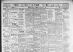 The Democratic Messenger