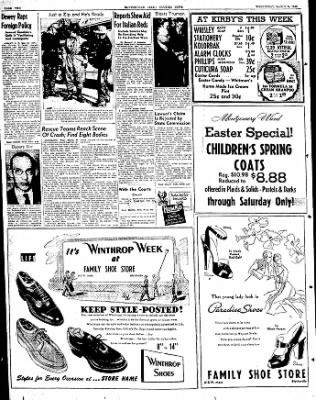 The Courier News from Blytheville, Arkansas on March 24, 1948 · Page 2