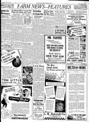 The Courier News from Blytheville, Arkansas on April 14, 1944 · Page 3
