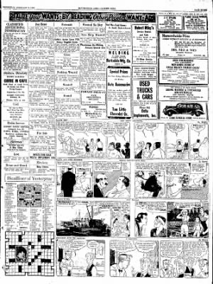 The Courier News from Blytheville, Arkansas on February 9, 1938 · Page 7