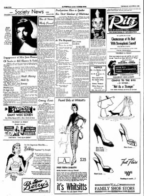 The Courier News from Blytheville, Arkansas on October 6, 1955 · Page 4