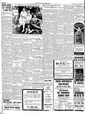 The Courier News from Blytheville, Arkansas on February 9, 1938 · Page 8