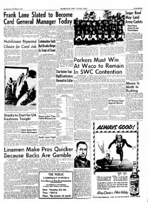 The Courier News from Blytheville, Arkansas on October 6, 1955 · Page 7