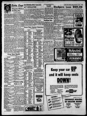 The Miami News from Miami, Florida on November 6, 1951 · 7