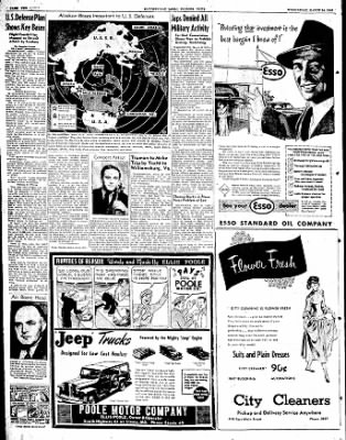 The Courier News from Blytheville, Arkansas on March 24, 1948 · Page 10