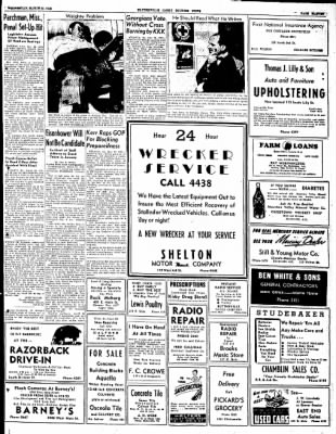 The Courier News from Blytheville, Arkansas on March 24, 1948 · Page 11