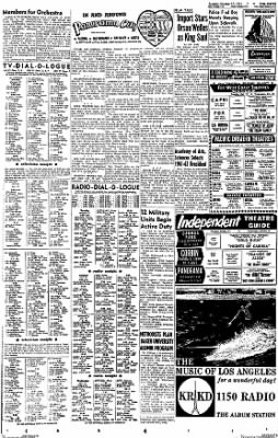Valley News from Van Nuys, California on October 17, 1961 · Page 19