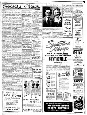 The Courier News from Blytheville, Arkansas on April 17, 1944 · Page 2