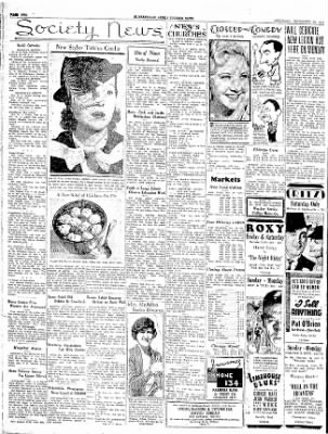 The Courier News from Blytheville, Arkansas on November 10, 1934 · Page 2
