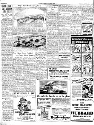 The Courier News from Blytheville, Arkansas on February 10, 1938 · Page 8