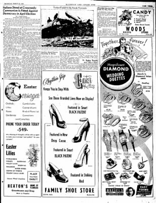 The Courier News from Blytheville, Arkansas on March 25, 1948 · Page 3