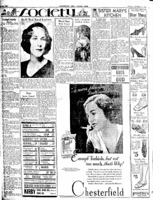 The Courier News from Blytheville, Arkansas on October 7, 1932 · Page 2