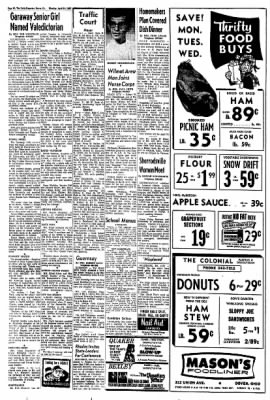 The Daily Reporter from Dover, Ohio on April 10, 1967 · Page 18