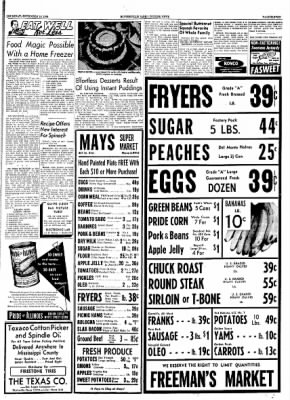 The Courier News from Blytheville, Arkansas on September 16, 1954 · Page 11