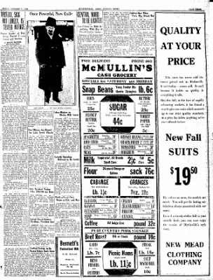 The Courier News from Blytheville, Arkansas on October 7, 1932 · Page 3