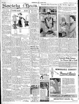 The Courier News from Blytheville, Arkansas on February 10, 1937 · Page 2