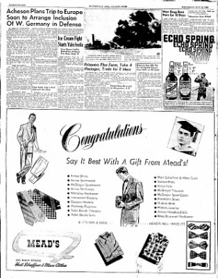 The Courier News from Blytheville, Arkansas on May 14, 1952 · Page 14