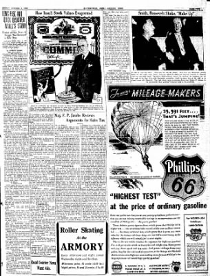 The Courier News from Blytheville, Arkansas on October 7, 1932 · Page 5