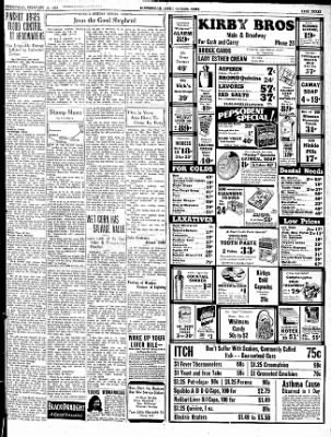 The Courier News from Blytheville, Arkansas on February 10, 1937 · Page 3