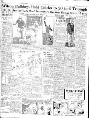The Courier News from Blytheville, Arkansas on November 10, 1934 · Page 6