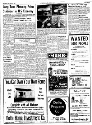 The Courier News from Blytheville, Arkansas on January 14, 1956 · Page 3
