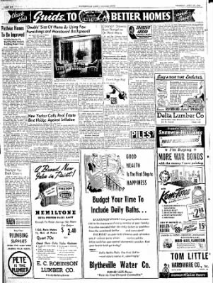 The Courier News from Blytheville, Arkansas on April 18, 1944 · Page 6