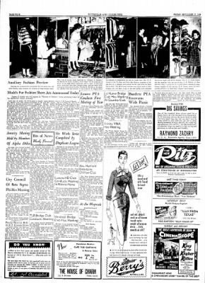 The Courier News from Blytheville, Arkansas on September 17, 1954 · Page 4
