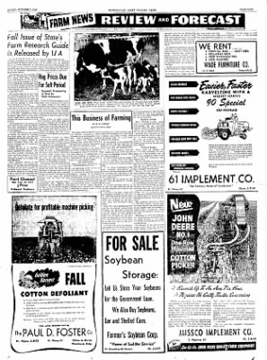 The Courier News from Blytheville, Arkansas on October 7, 1955 · Page 9