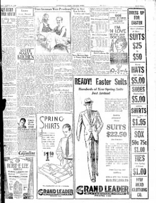 The Courier News from Blytheville, Arkansas on March 31, 1931 · Page 3