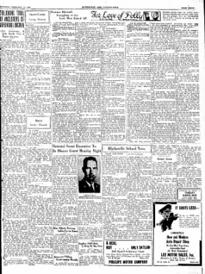 The Courier News from Blytheville, Arkansas on February 12, 1938 · Page 3